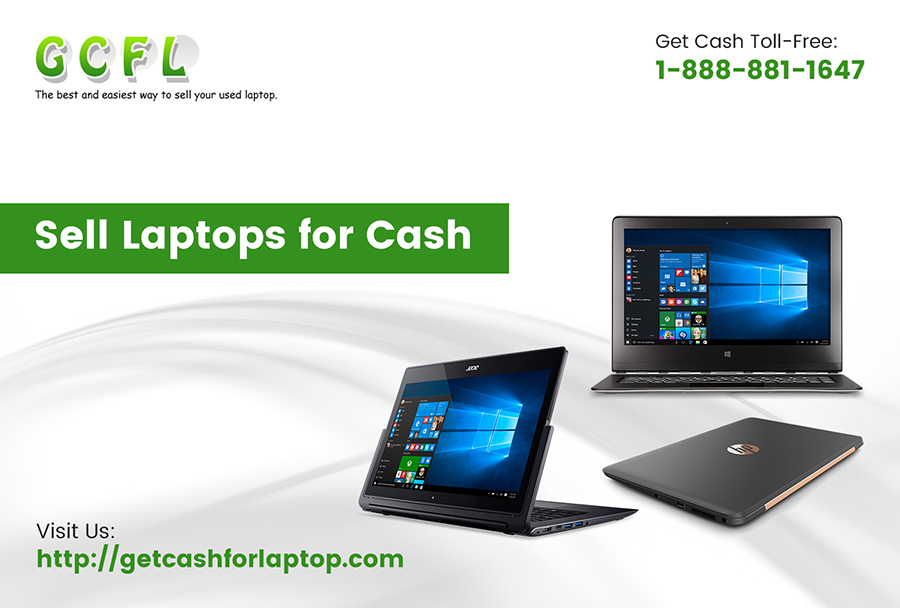 Sell Laptops for Cash – Getcashforlaptop.com
