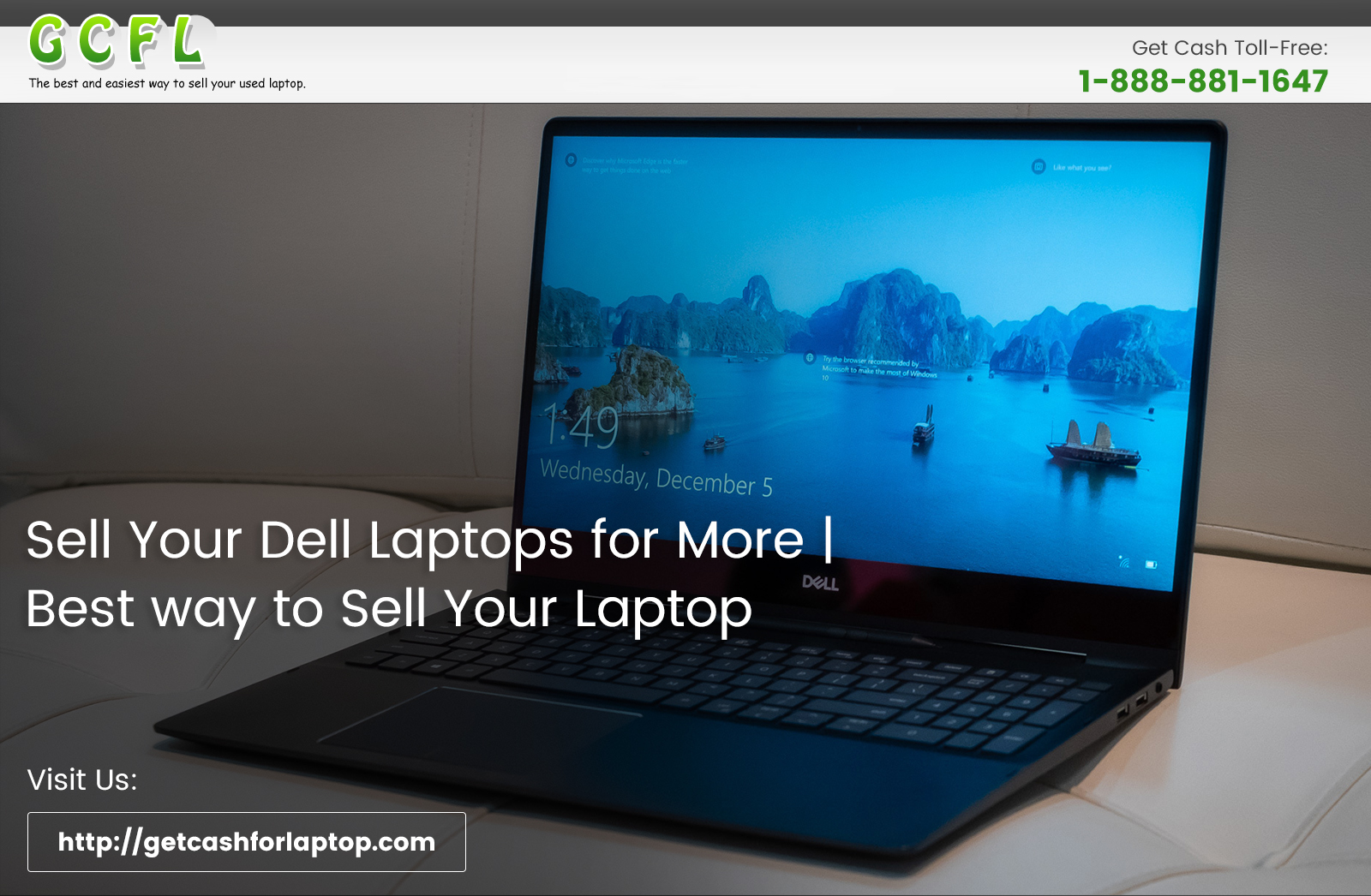 Sell Your Dell Laptops for More | Best way to Sell Your Laptop