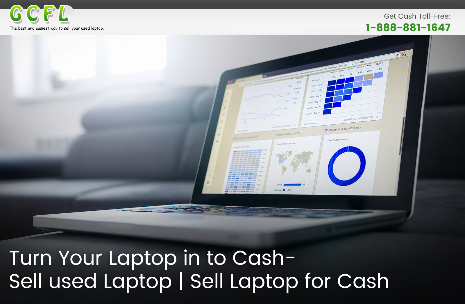 Turn Your Laptop in to Cash – Sell used Laptop | Sell Laptop for Cash