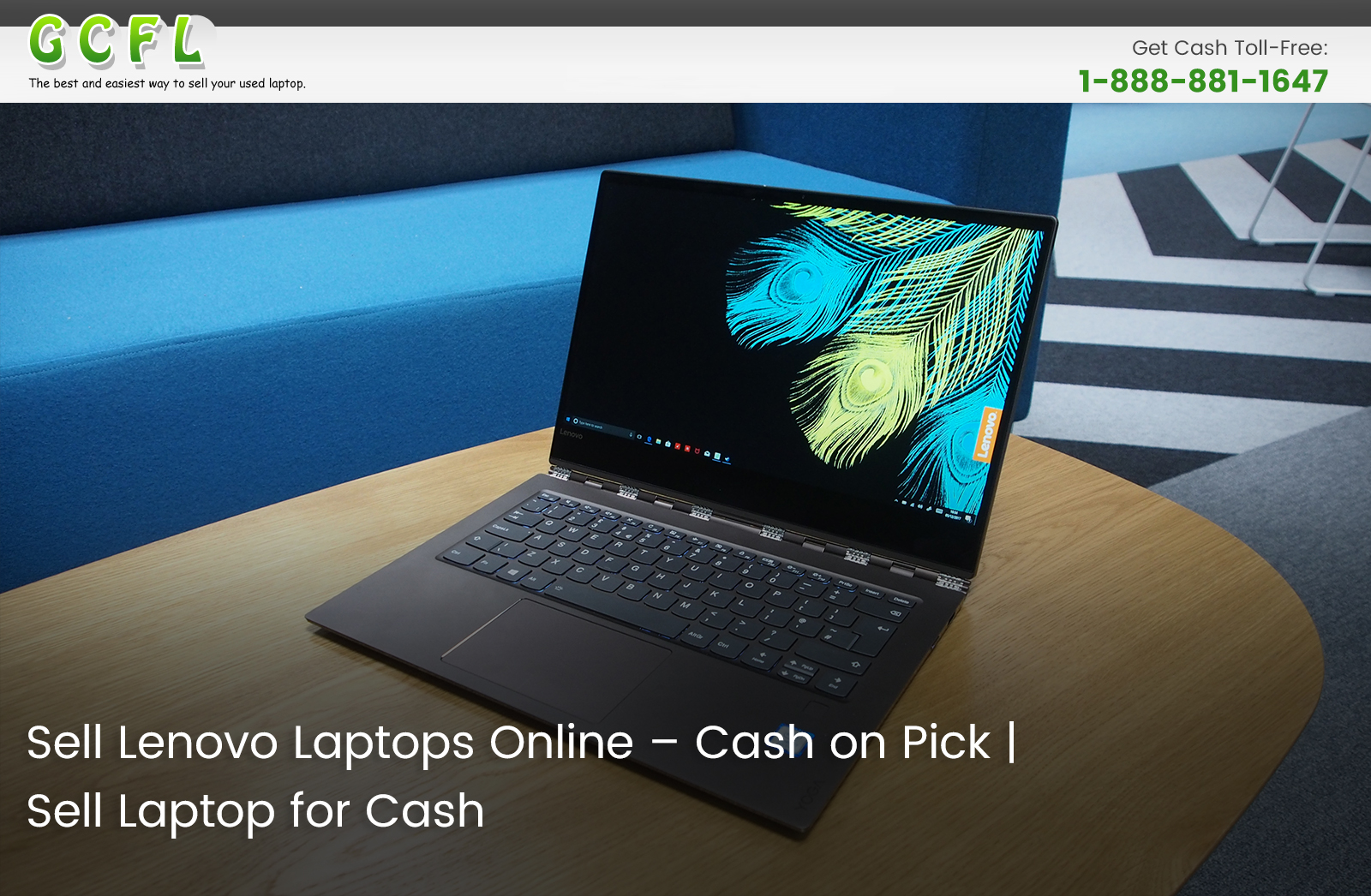 Sell Lenovo Laptops Online – Cash on Pick | Sell Laptop for Cash