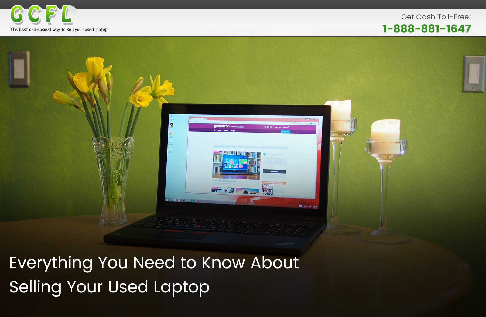 Everything You Need to Know About Selling Your Used Laptop