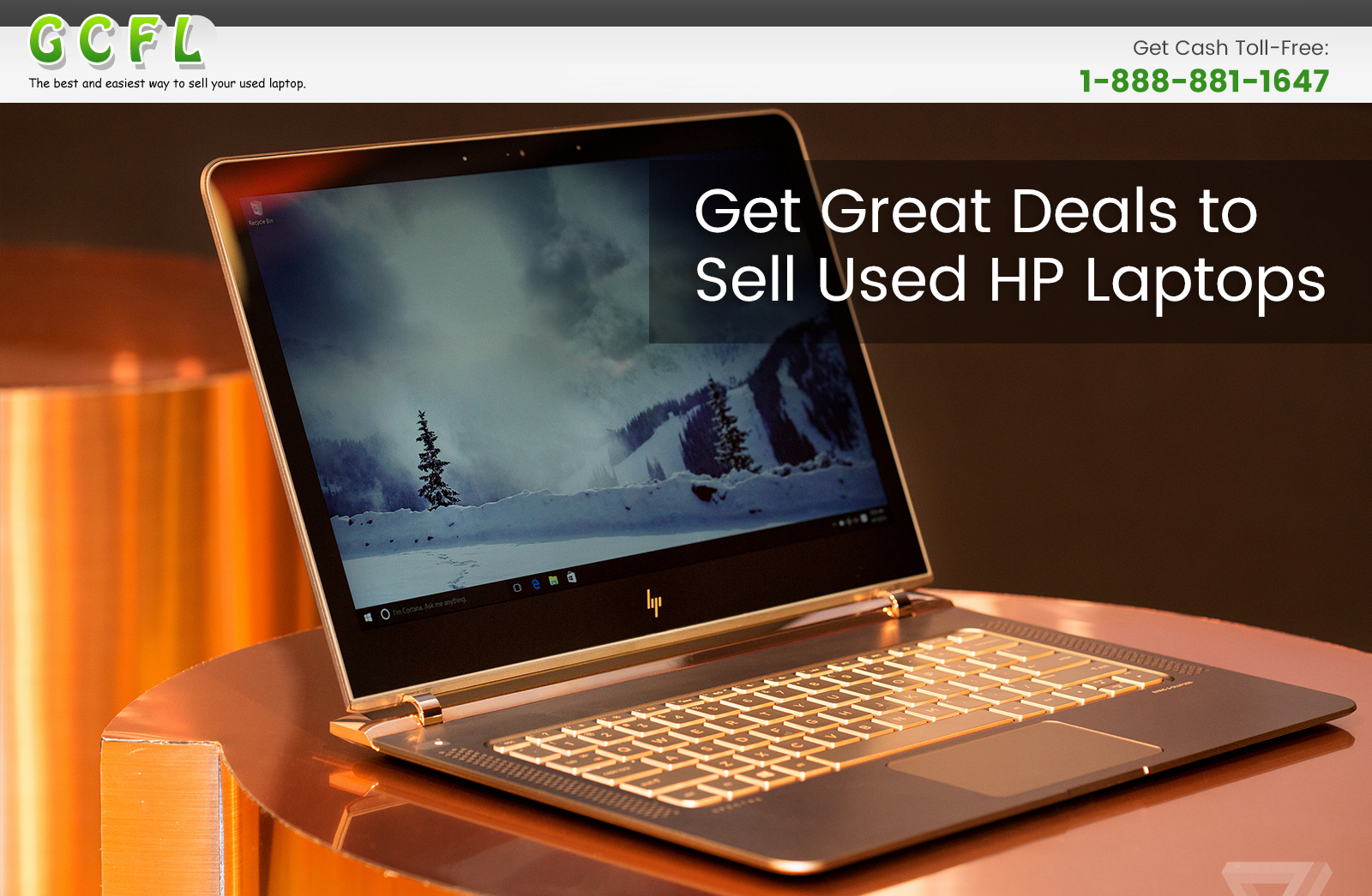 Get Great Deals to Sell Used HP Laptops